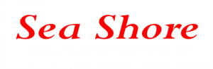 Seashore and Restaurant Logo