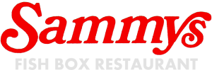 Sammy's Shrimp Box logo